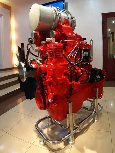 Минский моторный завод сертифицировал двигатель стандарта Stage 5