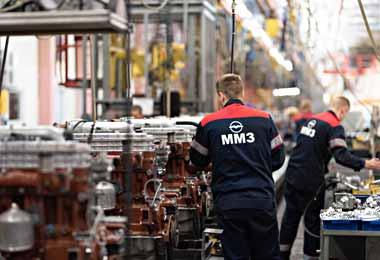 ММЗ получил право на участие в госзакупках на территории России