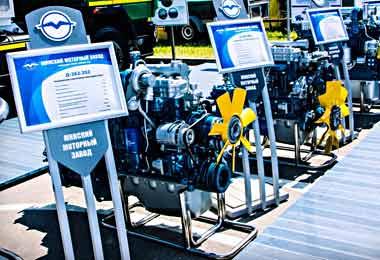 ММЗ в I полугодии 2020 г выпустил более 20 тыс двигателей