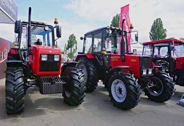 МТЗ наращивает присутствие на рынке Украины