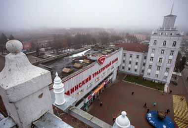 МТЗ планирует построить новые литейное и кузнечное производства