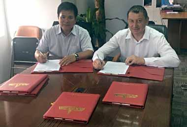МАЗ поставит 125 единиц спецтехники во Вьетнам