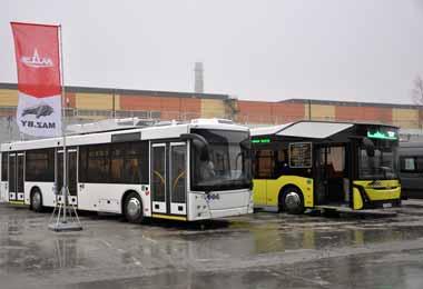 МАЗ открыл сборочное производство электробусов и троллейбусов в Жодино